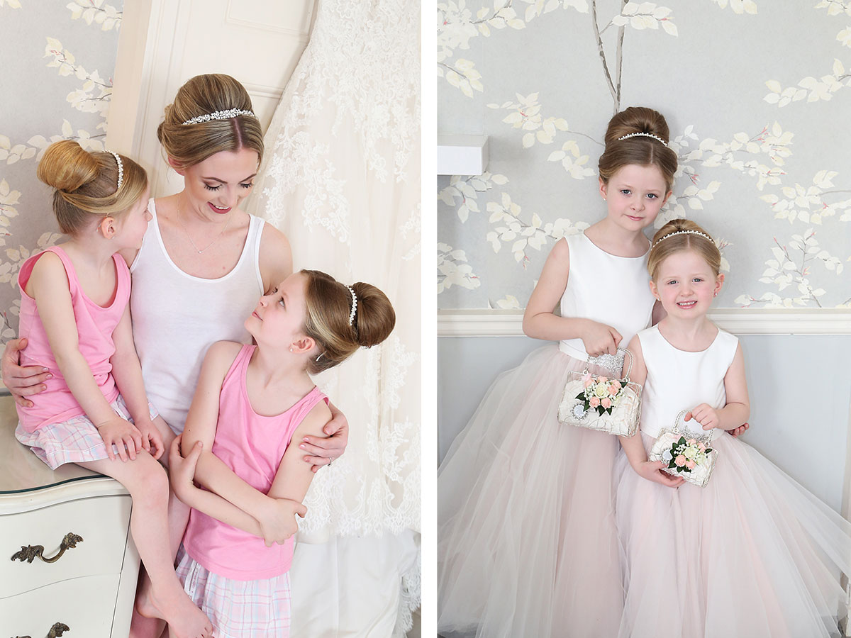 bride-and-her-daughters-getting-ready