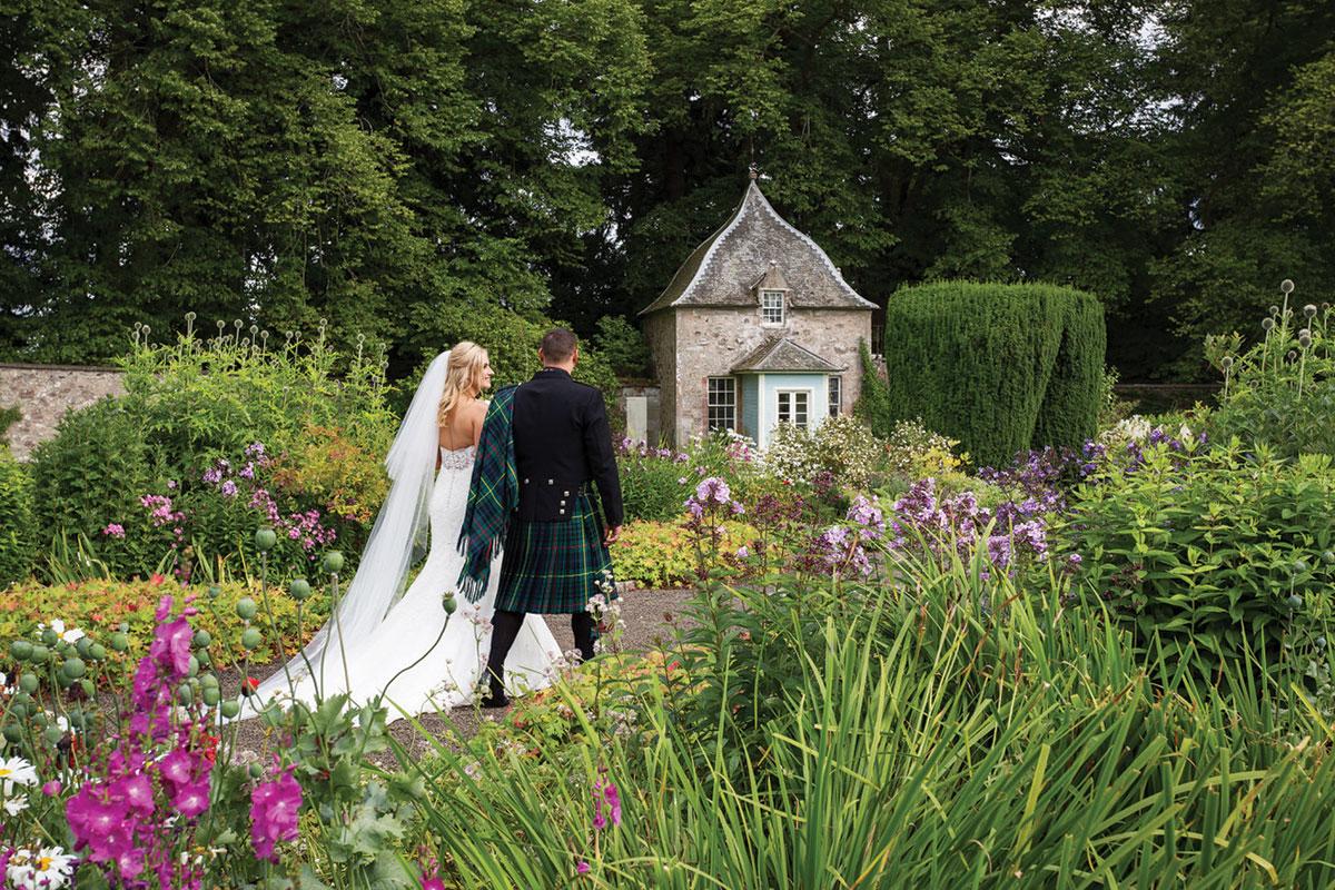 murthly-castle-gardens