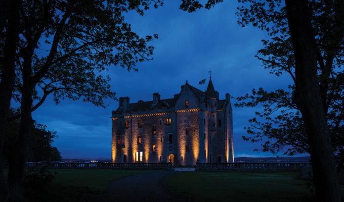 Barnbougle Castle ext