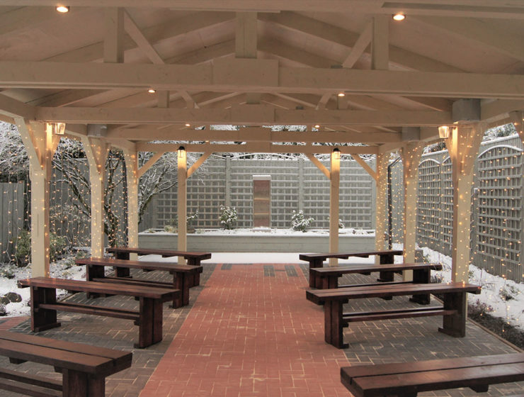Philipburn House Hotel's new Linglie Pavilion