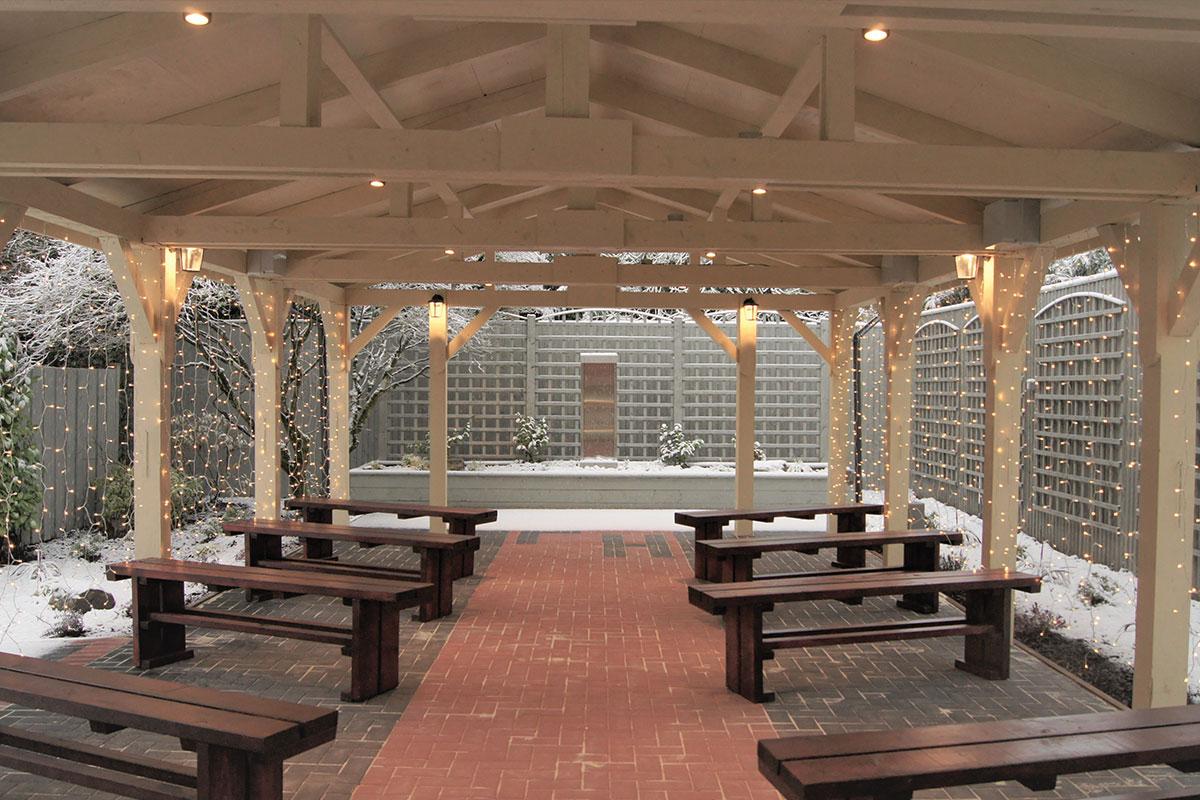 Philipburn House Hotel's new Linglie Pavilion