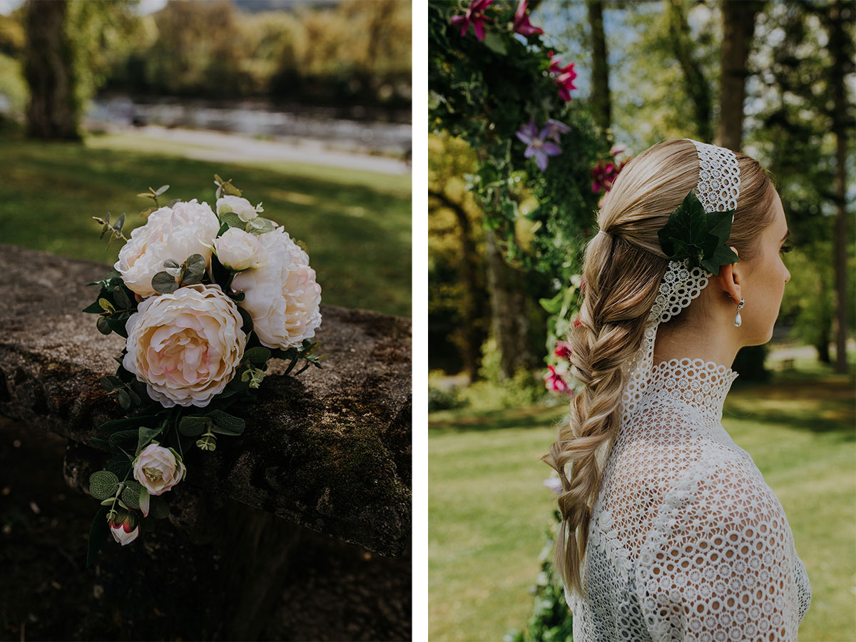 peony-bouquet-and-bride-with-french-plait