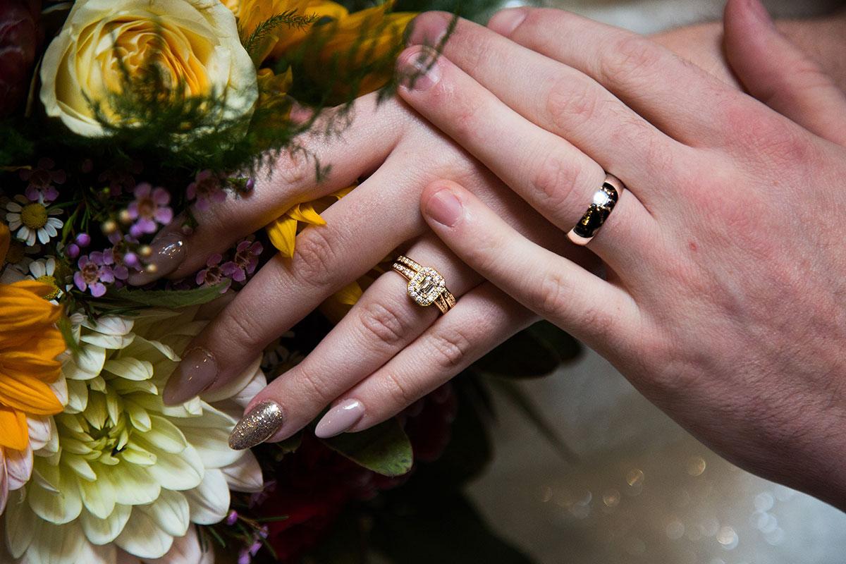 bride-and-grooms-wedding-rings