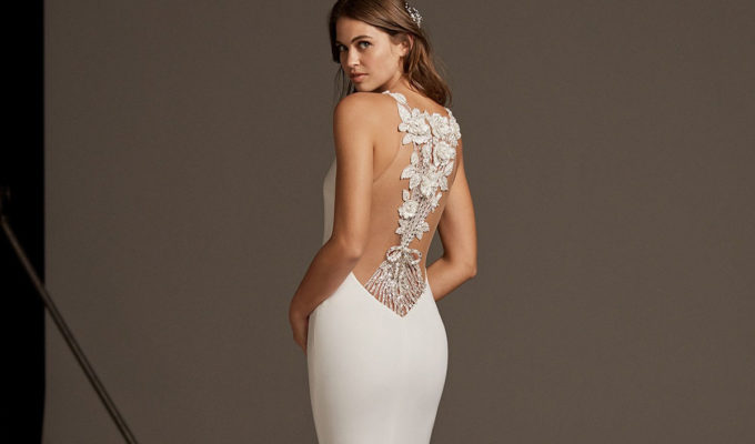 Bellatrix gown by Pronovias