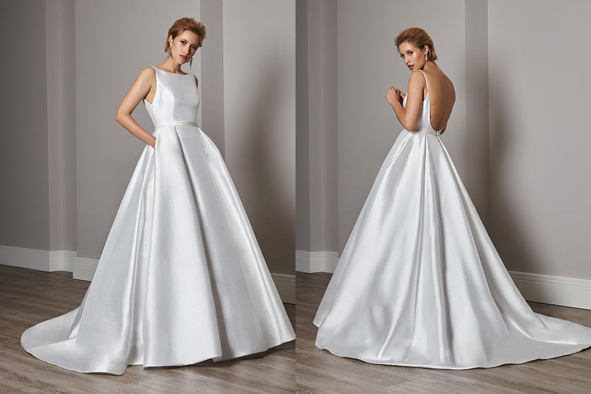 Elizabeth gown by Sassi Holford