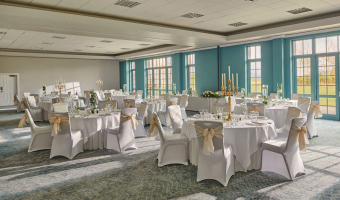 Function suite at Fairmont St Andrews