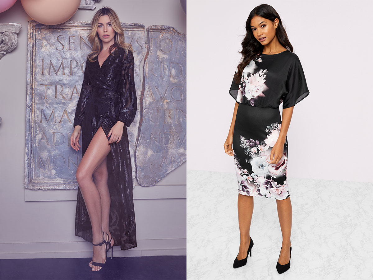 Lipsy-abbey-clancy-dress-and-black-rose-dress