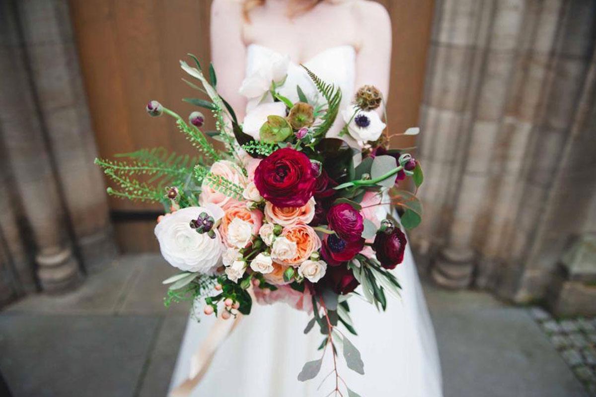 Bouquet by Jennifer Morrison Florist