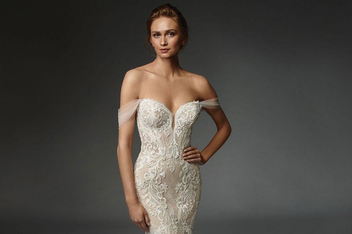 Enzoani Athénaïs gown