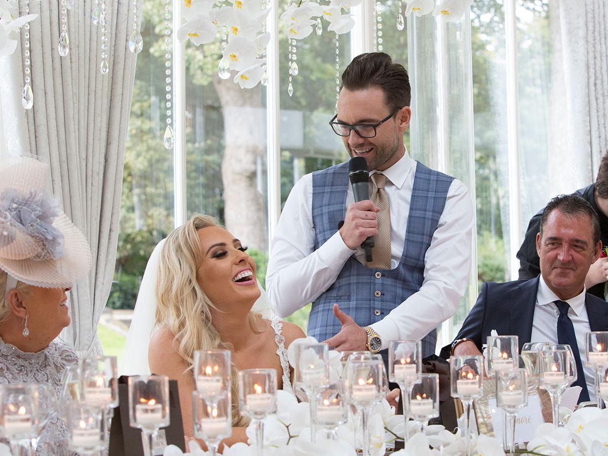 groom-giving-speech-in-carlowrie-ballroom