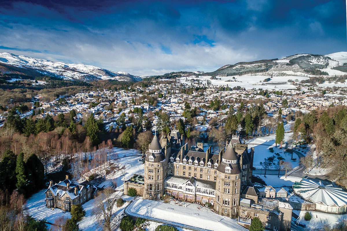 atholl-palace-from-the-sky-during-winter