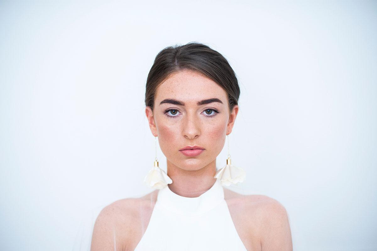 Statement earrings from Accessories by Elizabeth Wallace