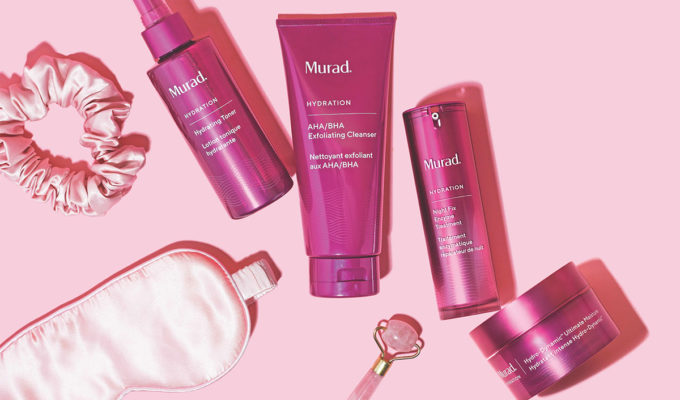 Murad skincare products
