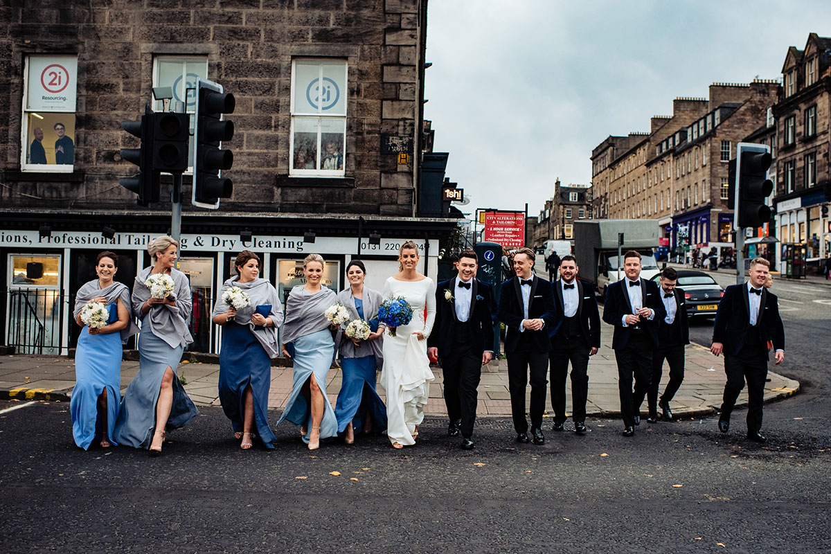 full-wedding-party-crossing-street