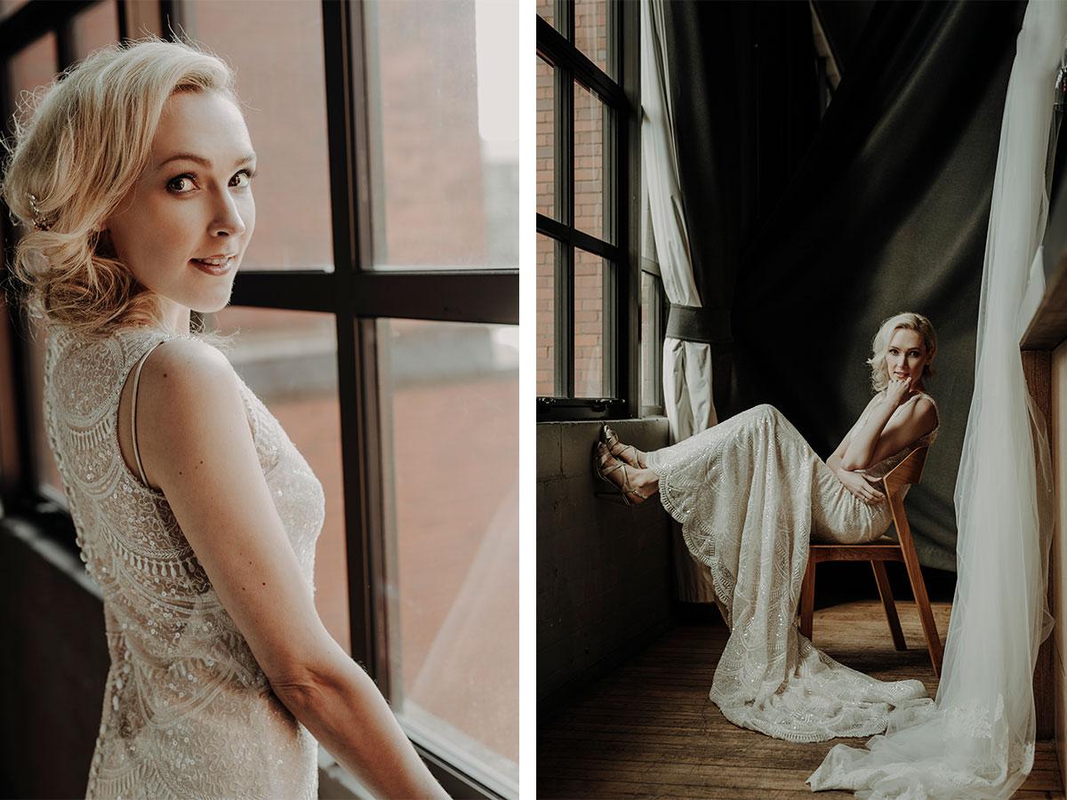 blonde-bride-in-beaded-dress