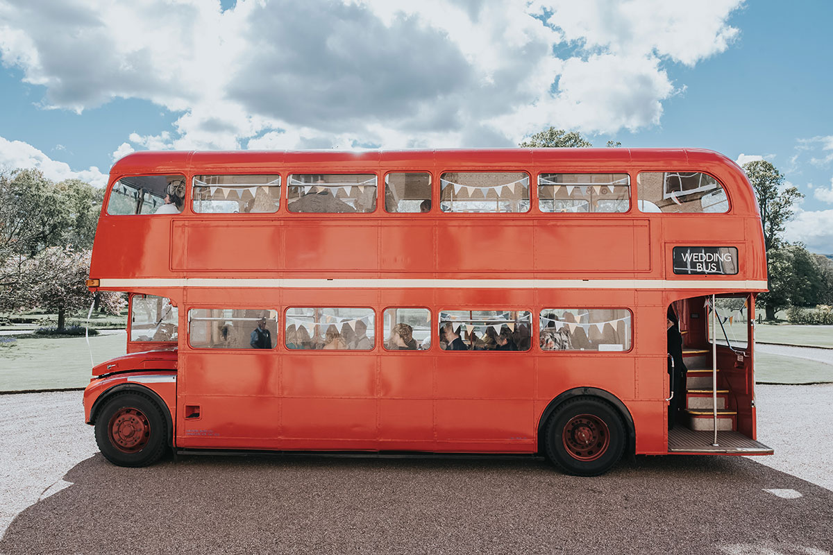 red-bus-wedding