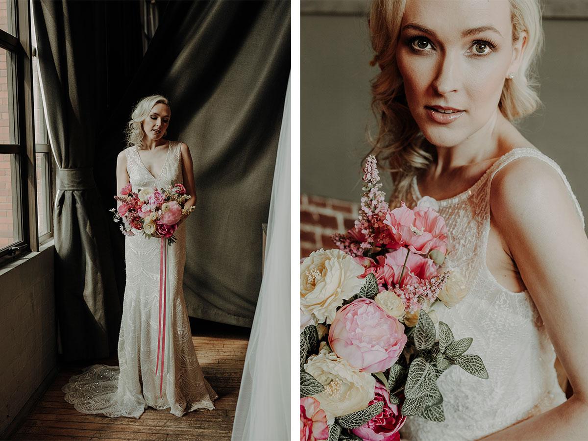 blonde-bride-with-pink-bridal-bouquet