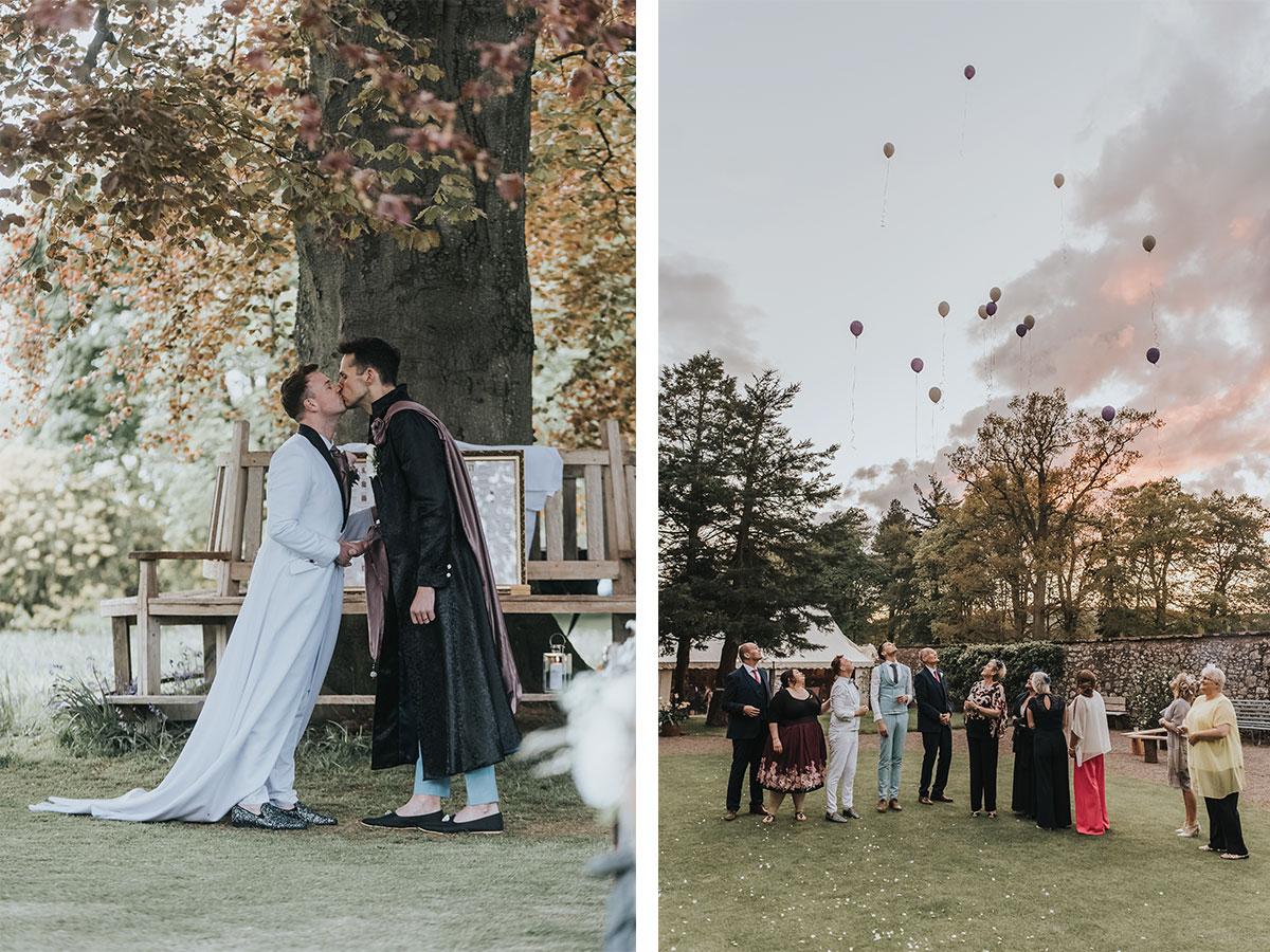 balloon-release-at-wedding