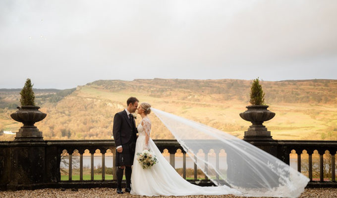 bride-and-groom-in-the-grounds-of-mar-hall