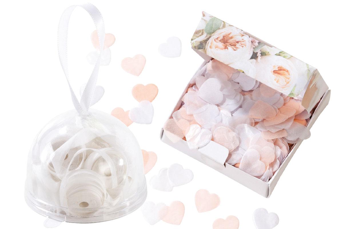 confetti-dome-and-pink-paper-confetti