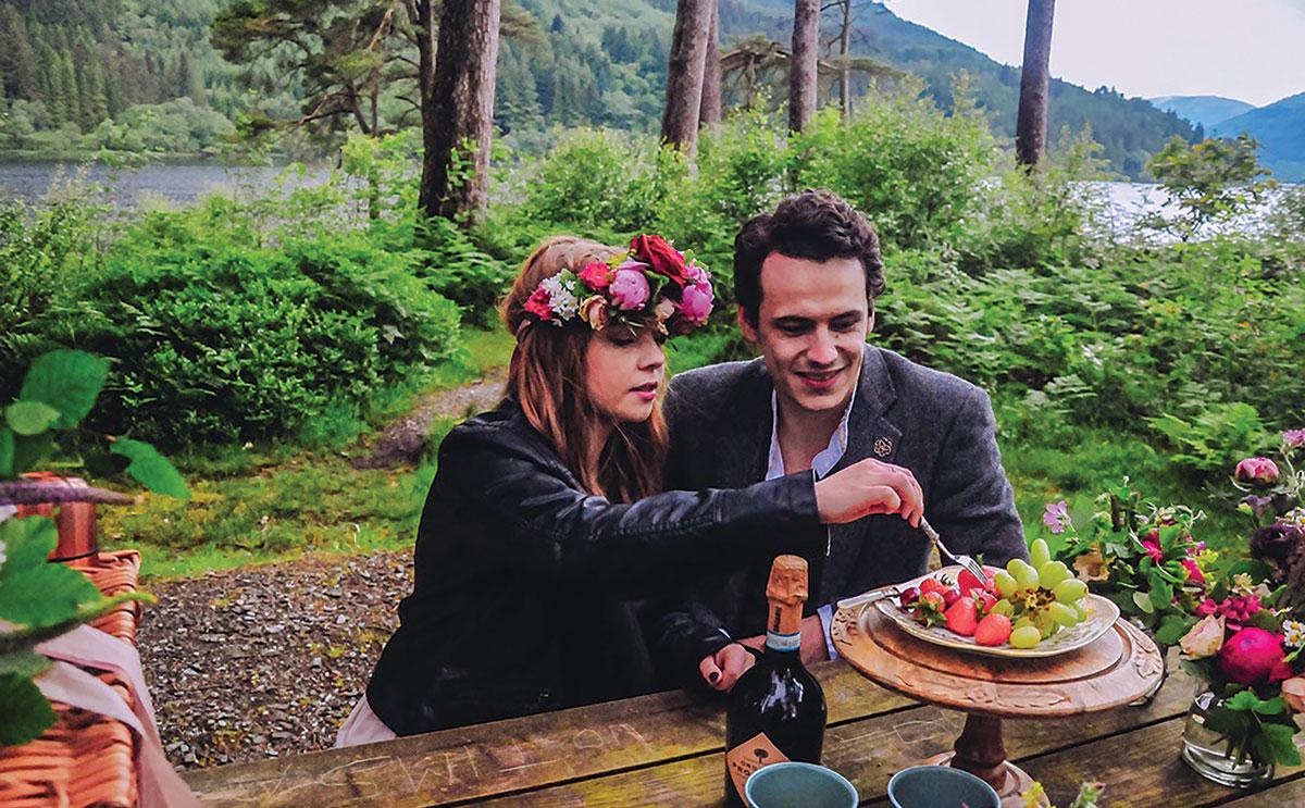 scottish wild picnics