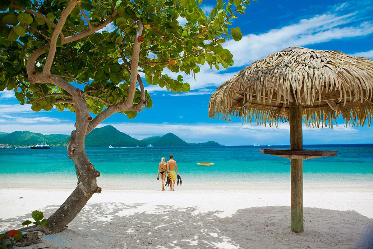 Sandals-Grande-St-Lucian-Beach