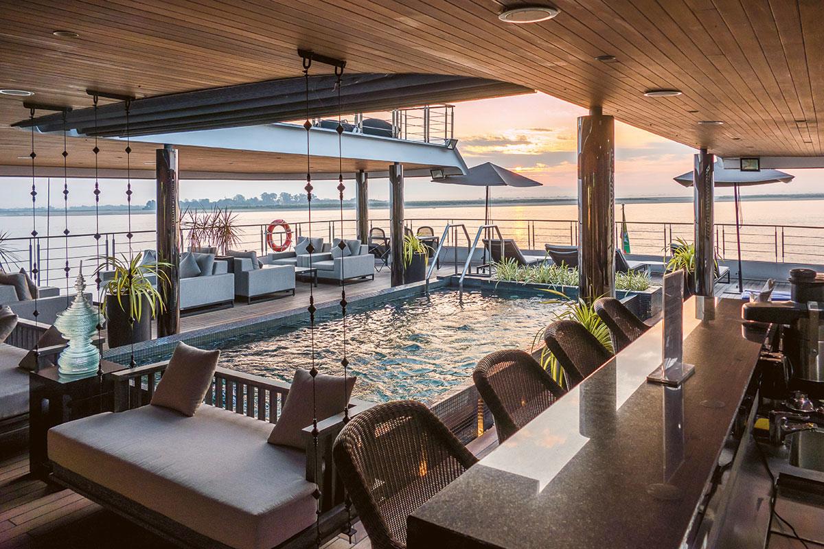 Scenic-Aura-Vitality-Pool-sunset