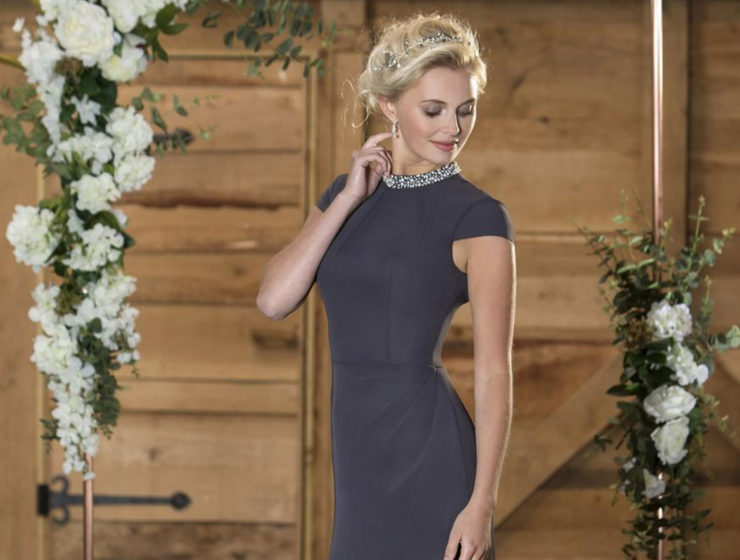 Edith dress by True Bridesmaids