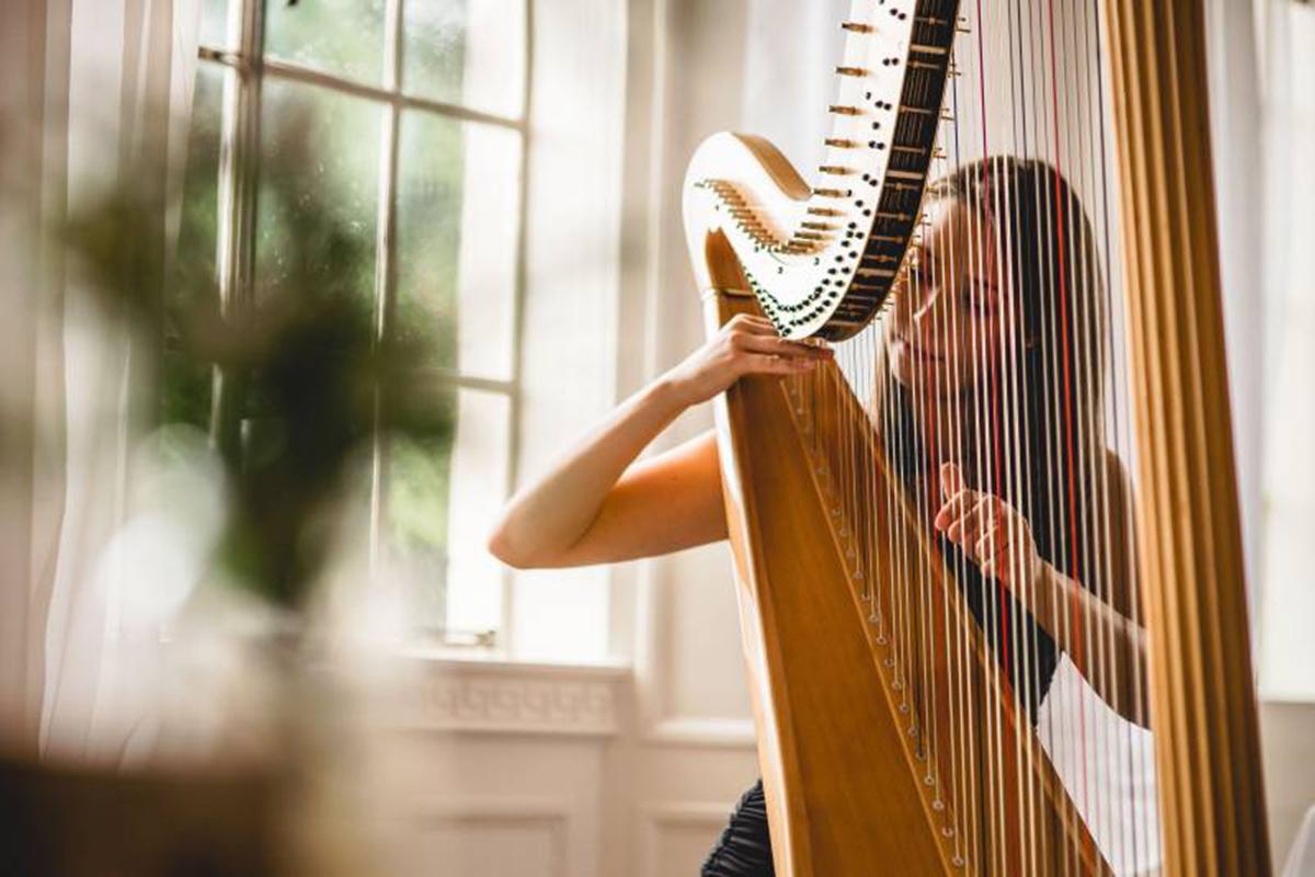 Elinor-Nicholson-Harpist