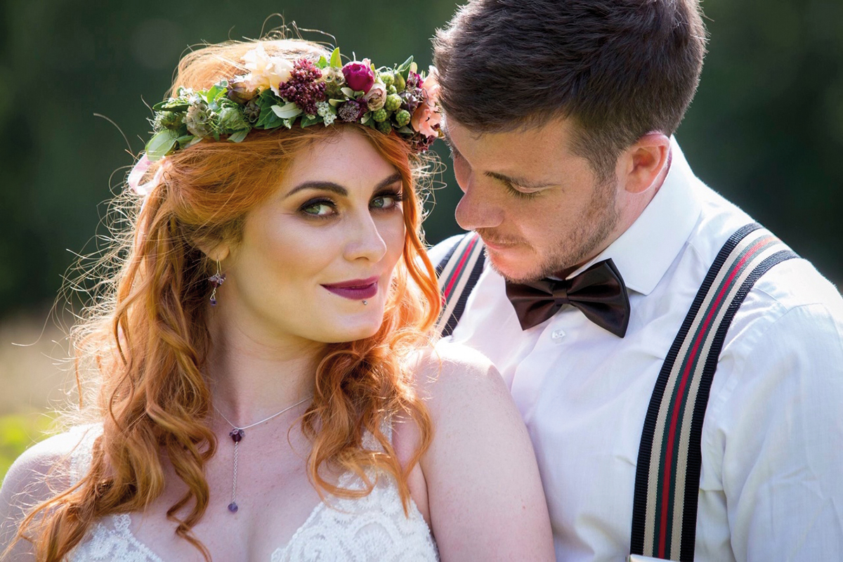 makeup-by-leigh-blaney-bride-with-floral-crown