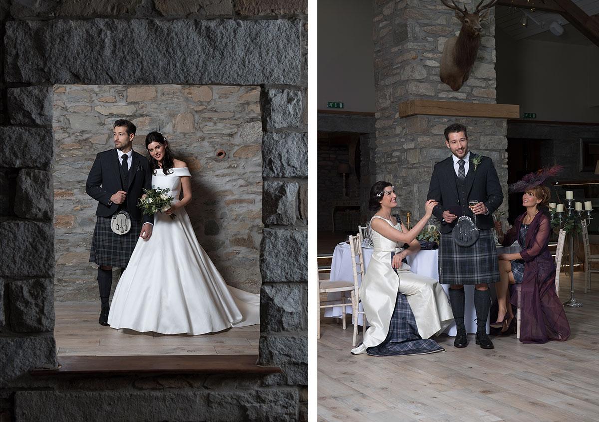 bride-and-groom-in-kilt-at-ggs-yard
