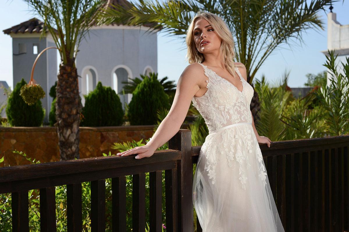 Catherine Parry Zara gown