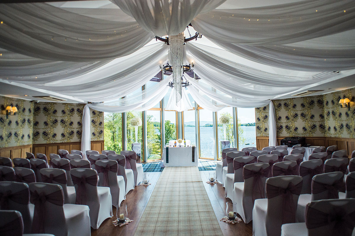 lodge-on-loch-lomond-permanent-marquee