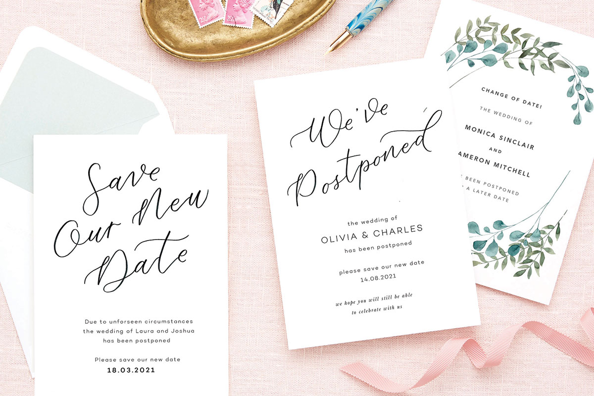 Papier-Wedding-Postponement-Cards