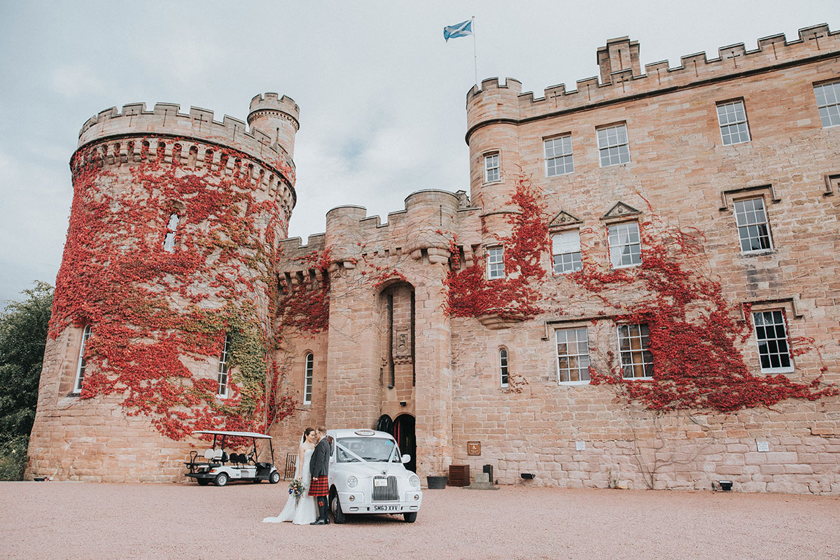 dalhousie-castle-with-red-ivy-in-autumn