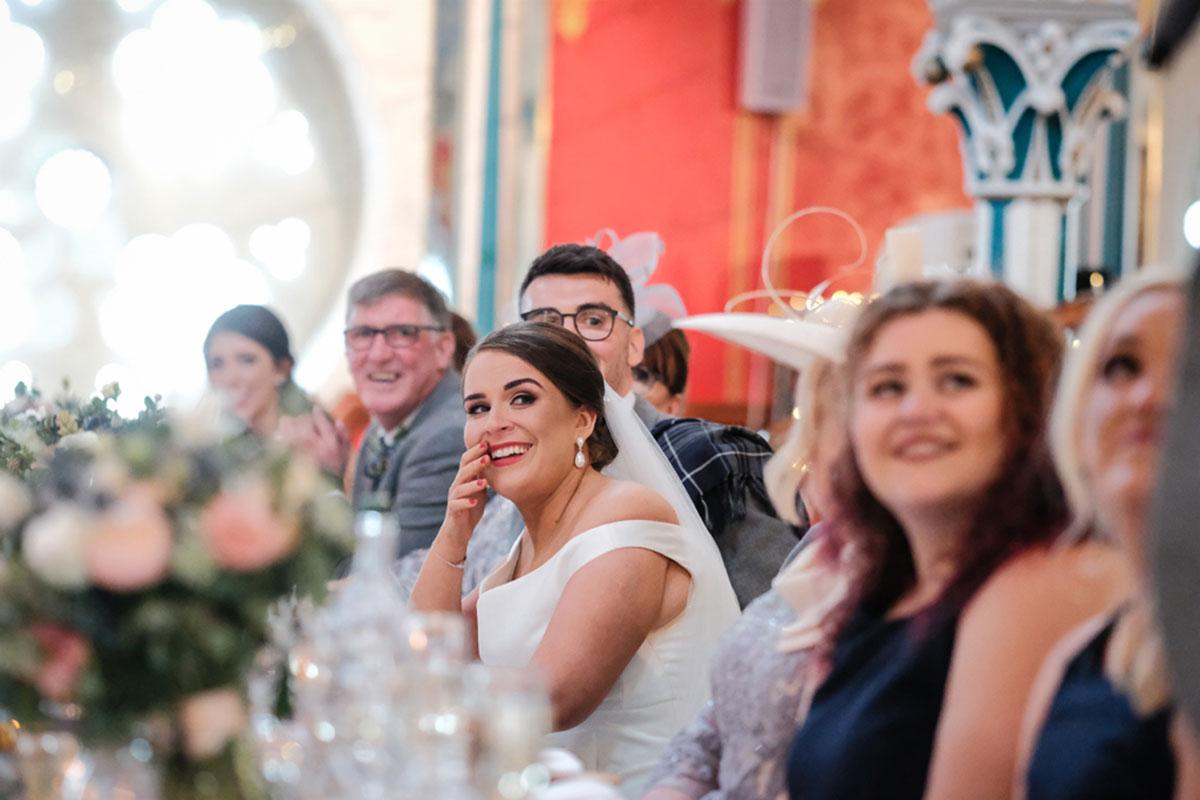 bride-watching-best-man-speech-at-oran-mor