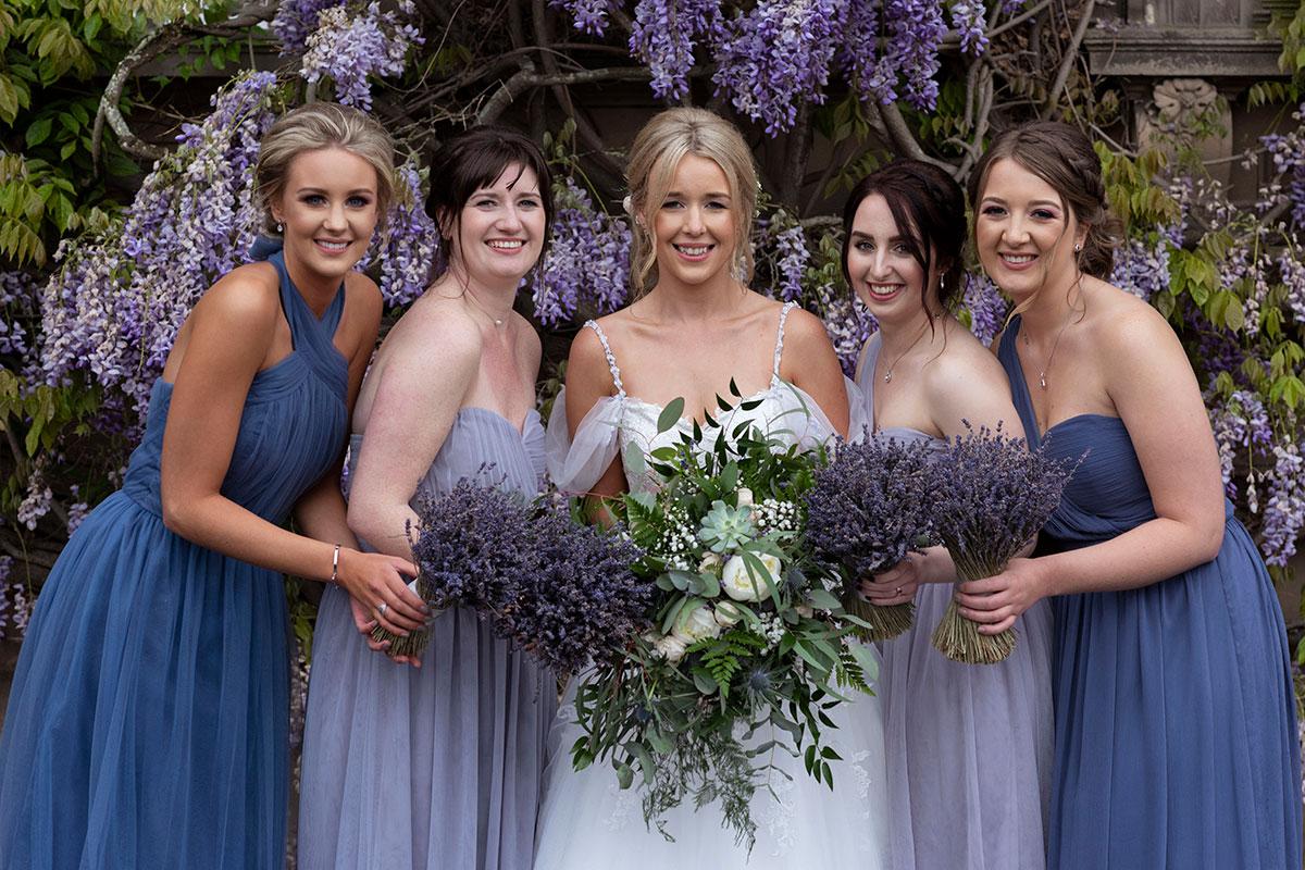 bride-bridesmaids-flowers-errol-park