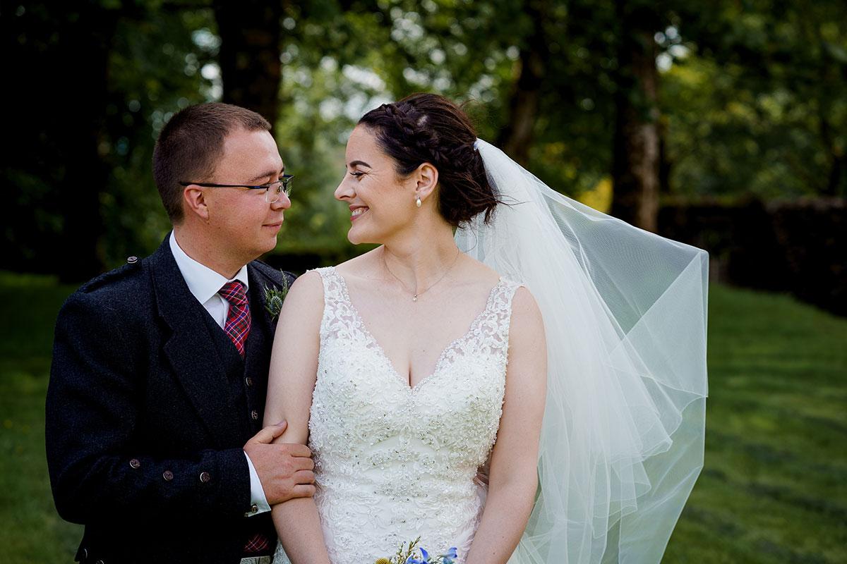 Isle-of-Lismore-Wedding-Photography-Barry-Robb-bride-groom-smiling