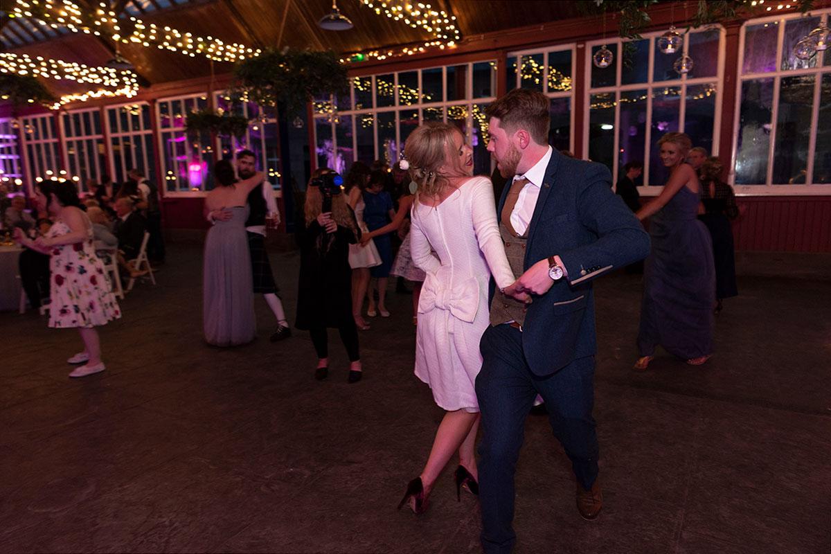 bride-dancing-vintage-bow-dress