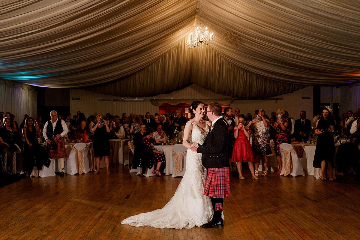 Isle-of-Lismore-Wedding-Photography-Barry-Robb-Oban-Corran-Halls-first-dance-wedding