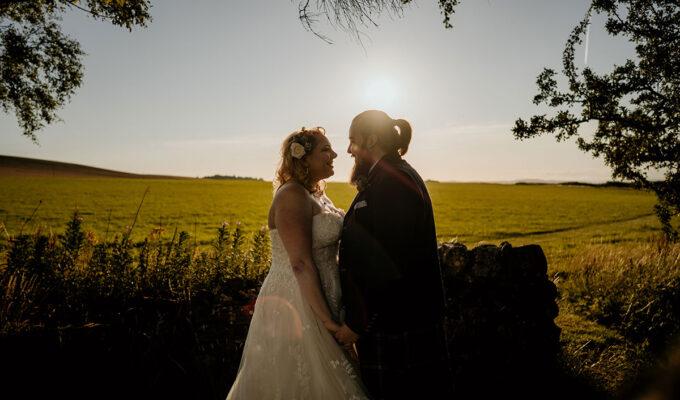 bride-groom-golden-hour-fife-wedding-victoria-photography