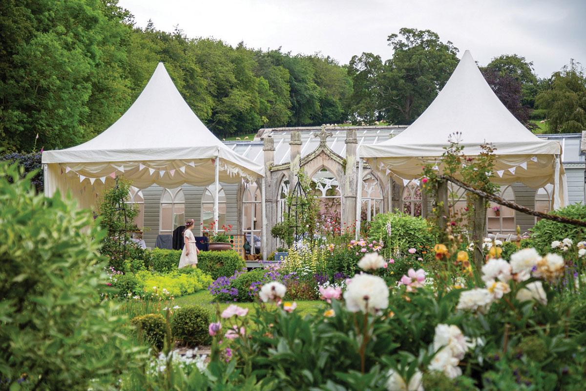 Cherrytrees Borders wedding venue