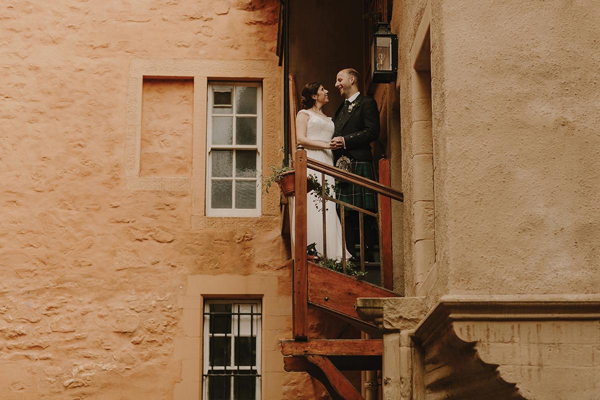 Riddle's Court Edinburgh wedding venue