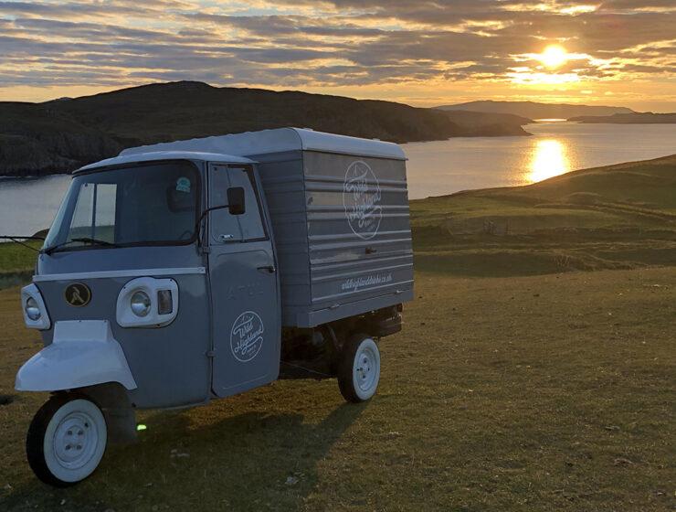 Wild Highland Co.'s Wee Dram Van