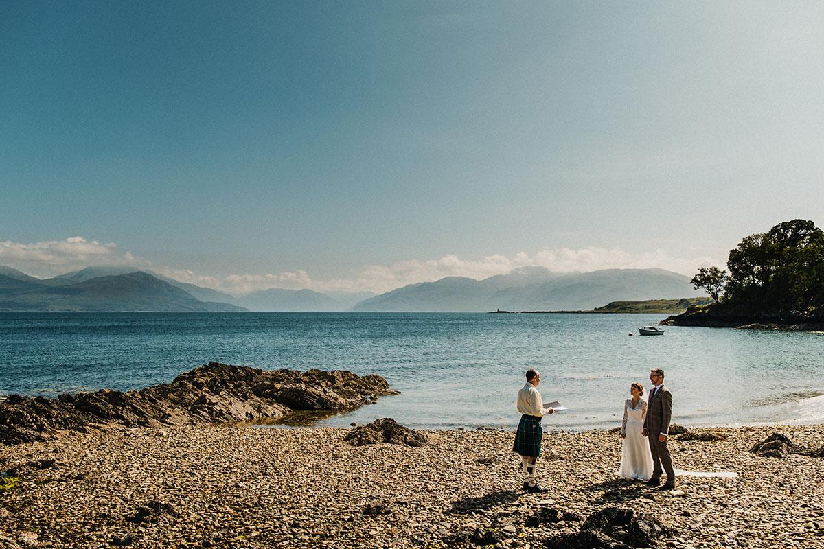 Humanist-Society-Scotland-beach wedding ceremony-Andrew-Rae-Photography