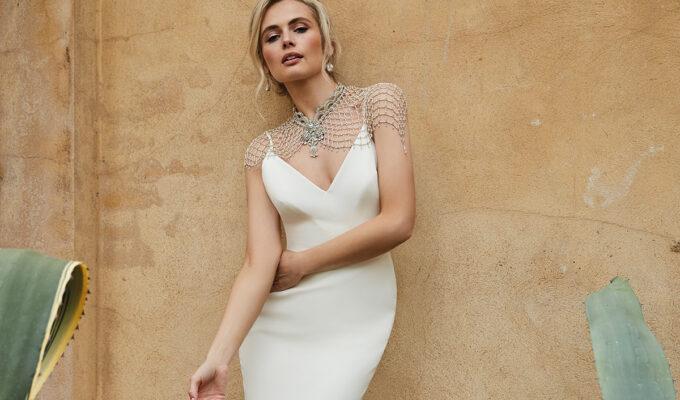 Saskia gown by Sassi Holford