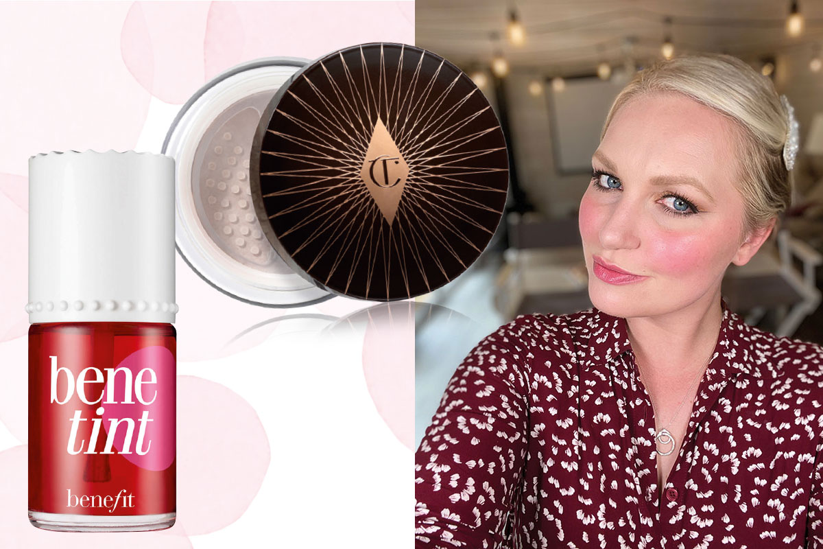 Claire Aitken Spotlight Bridal Makeup artist and recommended products