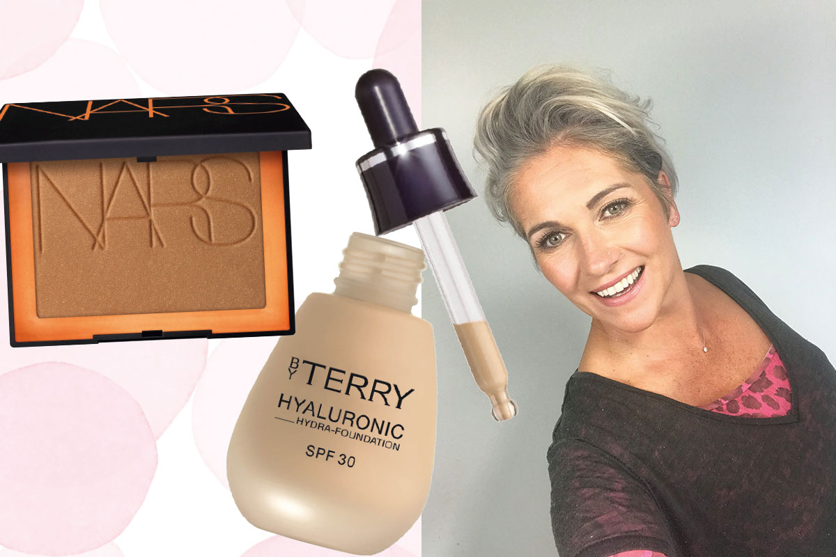 Sam Whitby Makeup Artist and recommended beauty products
