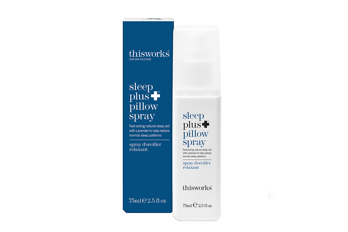 Sleep Plus Pillow Spray by This Works