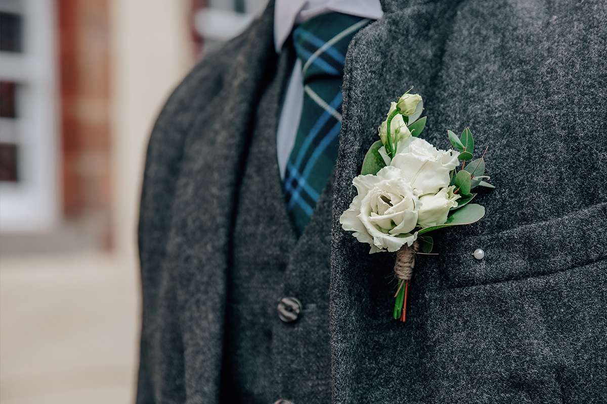 Buttonhole by Roseparks